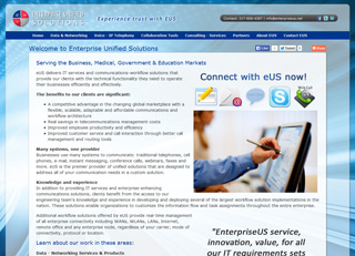 Enterprise Unifed Solutions