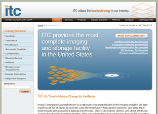 Image Technology Corporation (ITC): Process Presentation